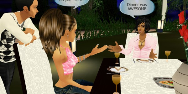 Virtual worlds for teens games for teenagers review imvu sciox Image collections