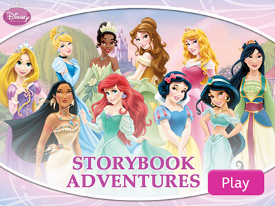 Princess – Storybook Adventures