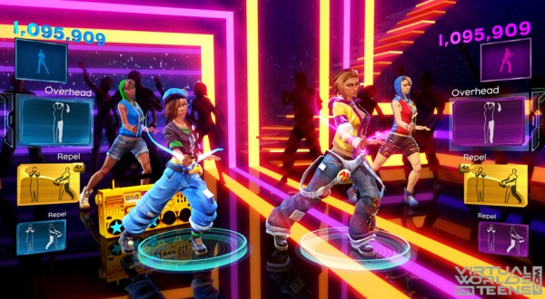 Dance Central 3-12