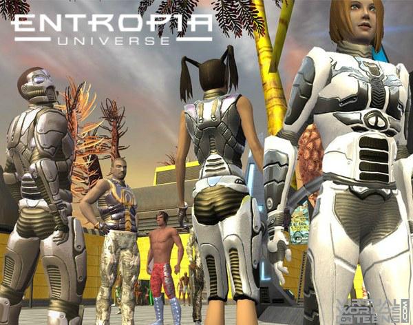 Entropia-8