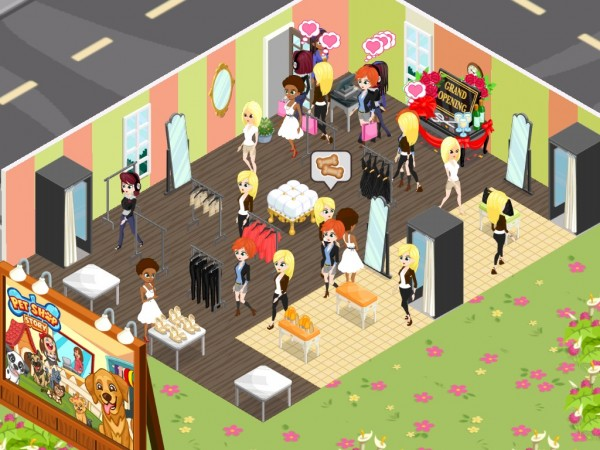 Games Like Fashion Boutique Virtual Worlds For Teens