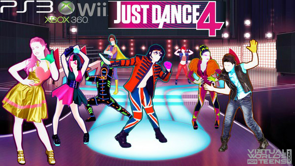 Just Dance 4 12