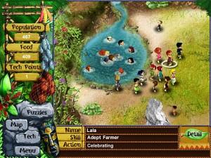 Virtual Villagers7