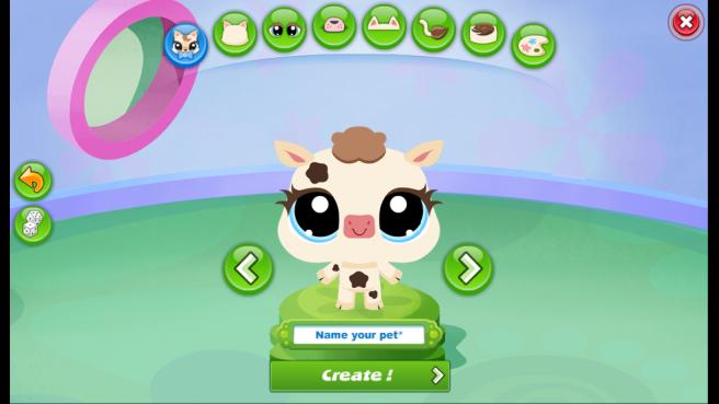 Littlest Pet Shop Online Screenshots Virtual Worlds For