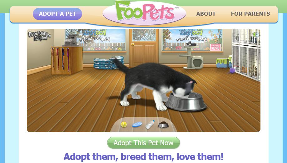 Dog Game Websites