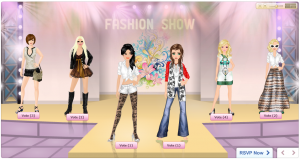 Dress up fashion avenue 71