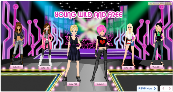 how to create a movie on stardoll