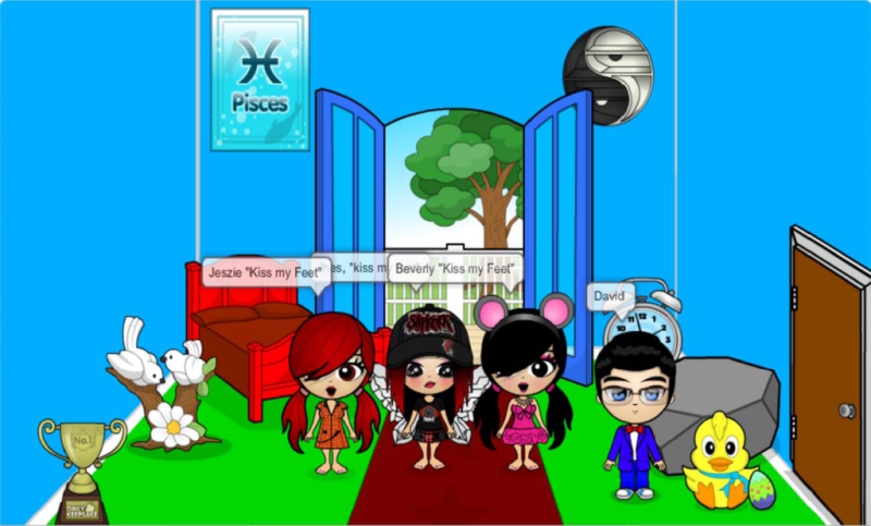 Games Like Fantage - Virtual Worlds for Teens