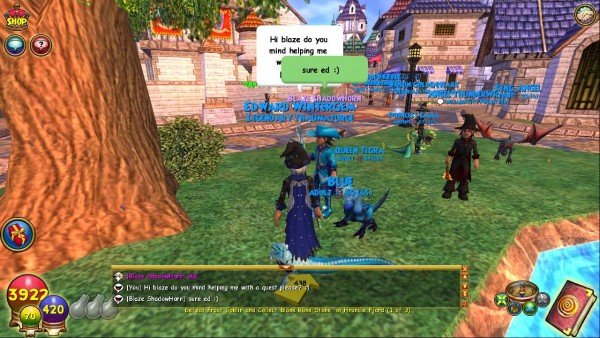 wizard101 gameplay 2013