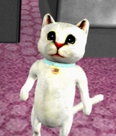 Kitty Cat Codys Avatar on Better Life Game