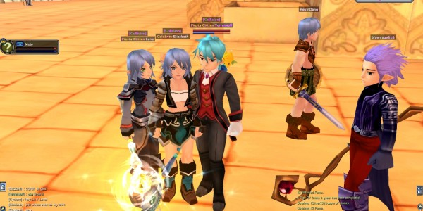 Best Free Social MMORPG and 3D Chat Games List