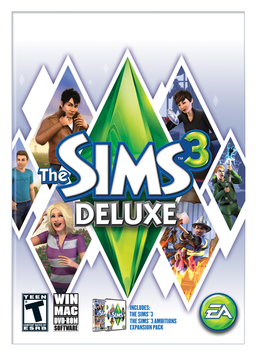 The Sims 3 Deluxe