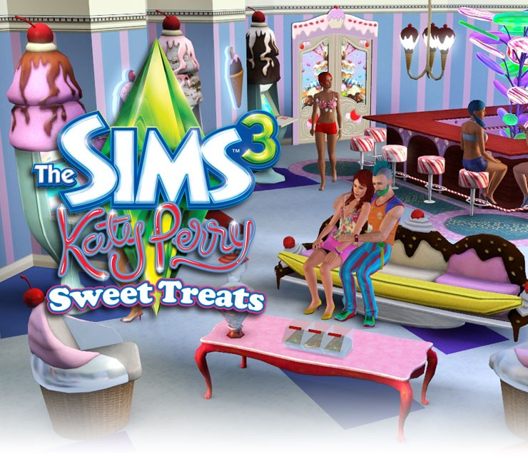 The Sims 3 Katy Perry's Sweet Treats