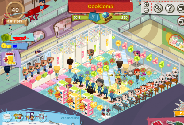 Goodgame Fashion Virtual Worlds For Teens