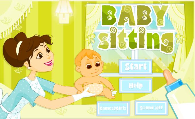 Babysitting 1