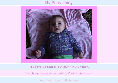 Cyber Infants