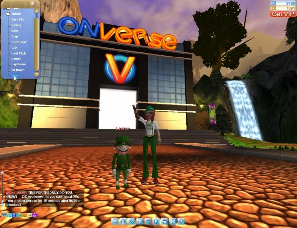 Onverse