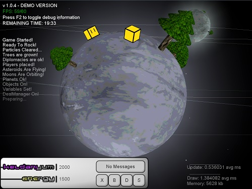 Planetoid 3D