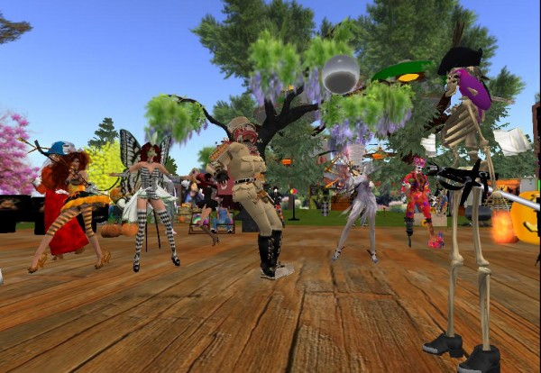SecondLifeHalloween