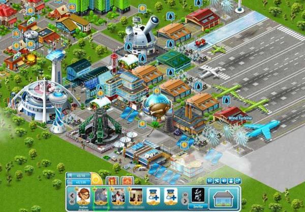 Airport City 11
