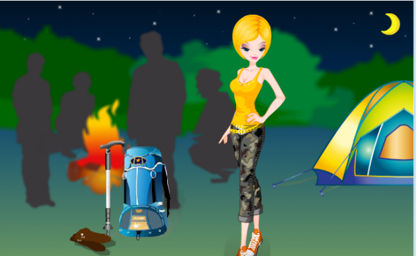 Camping_Fashionista