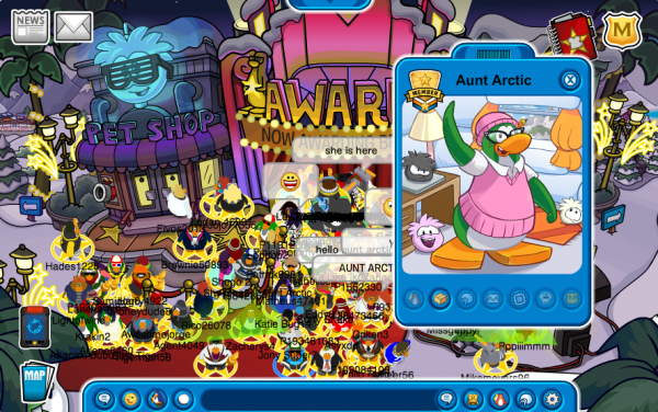 Club Penguin7