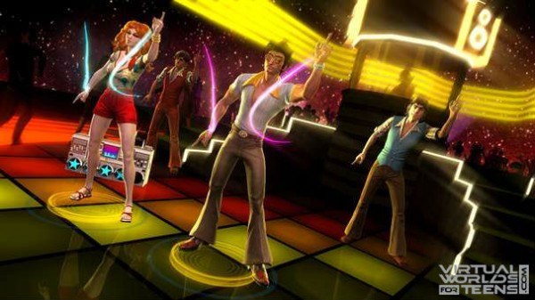 Dance Central 3 4