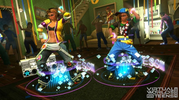 Dance Central 3 9