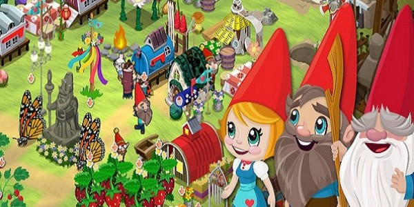 games like disney gnome town