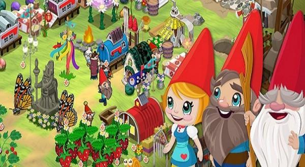 Disney Gnome Town 13