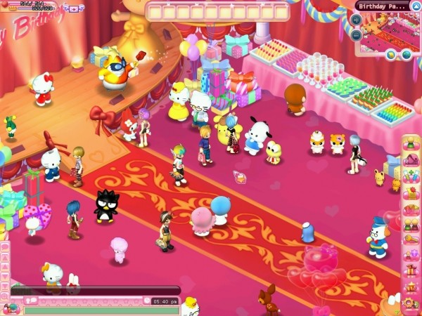 Hello Kitty Online1