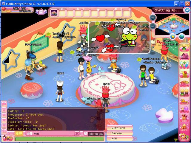 Hello Kitty Online2