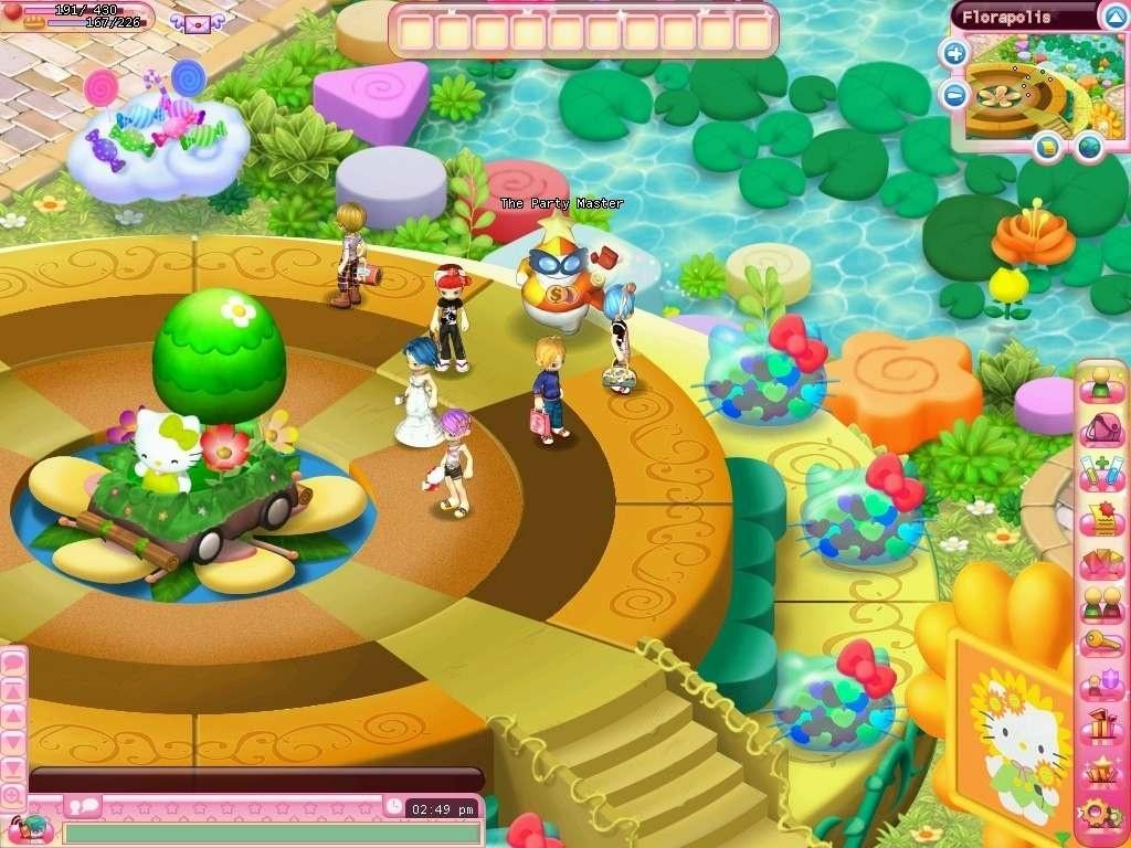 Hello Kitty Online6