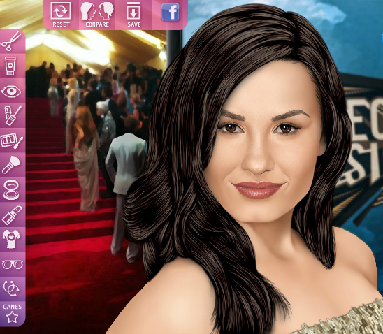 Demi_Lovato_Makeover_Game