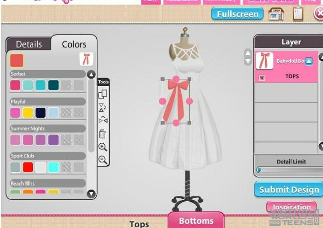 Fashion World Design Game Cheats