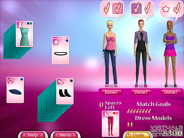 Order Fashion Solitaire Game Pc Games