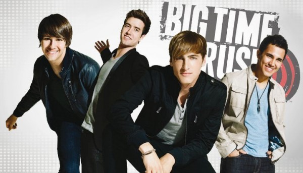 Me for Big Time Rush