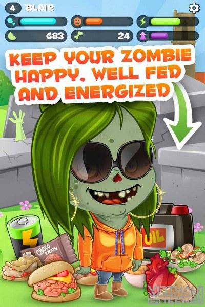 My Pet Zombie3
