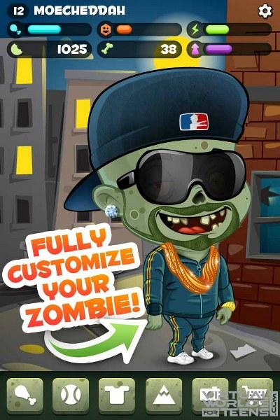 My Pet Zombie7