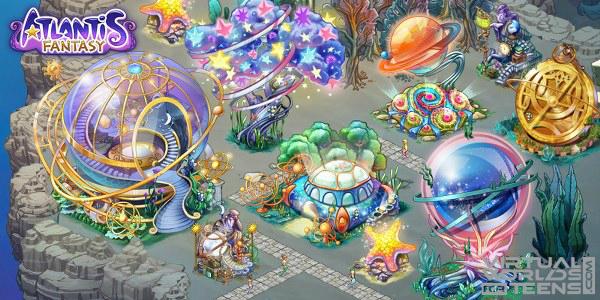 Atlantis Fantasy 11