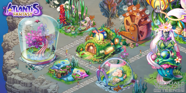 Atlantis Fantasy 12