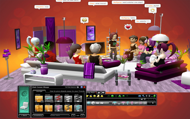 Juegos Virtuales En Espanol Virtual Worlds For Teens