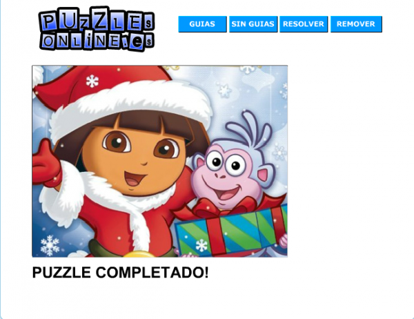 Dora_Christmas_Jigsaw_Puzzle