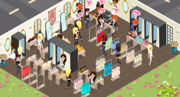 Games Like Juliette S Fashion Empire Virtual Worlds For Teens