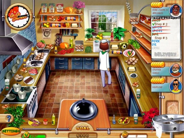 Cooking and kitchen games virtual worlds for teens - Jeux de cuisine kitchen scramble ...