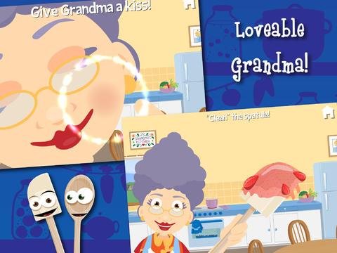 Grandma's Kitchen!