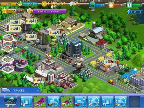 Virtual City 10