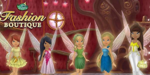 Disney Fairies 1