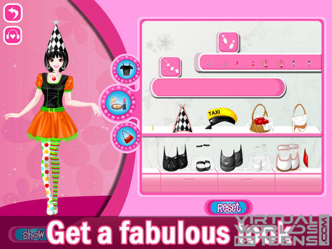 Fashion Designer 3