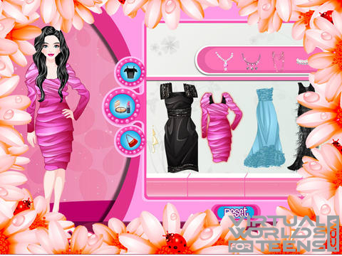 Fashion Designer: Dress up and Makeup  Screenshots - Virtual ...